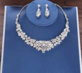 Set colier si cercei Marquise