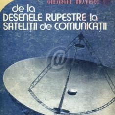 De la desenele rupestre la satelitii de comunicatii