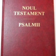 PSALMII / NOUL TESTAMENT , 1998