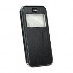 Husa HUAWEI P9 Lite - Magnet View (Auriu)