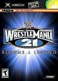 Joc XBOX Clasic Wrestlemania 21 - BEcome a legend