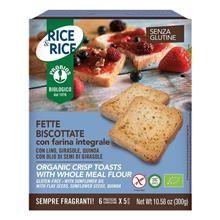 Paine Prajita din Faina Integrala Fara Gluten Bio 300gr Probios Cod: 8018699023493
