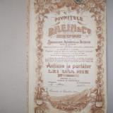 Actiuni vechi de colectie HALEWOOD PRAHOVA VALEY