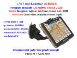 "GPS Navigatie HD NOU 7"" LodeStar 256MbRAM, 8Gb harti  full EU+ROMANIA Camion/TIR, Toata Europa, Lifetime"