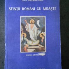 GHEORGHE BABUT - SFINTII ROMANI CU MOASTE
