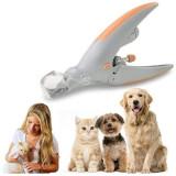 Cleste de tăiat unghii pentru animale de companie cu lumină