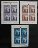Duca Vodă  - Lp 144 ll / 1941 - Set de trei colițe neuzate, Nestampilat