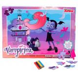 Puzzle 100 piese + Bonus Vampirina, Disney