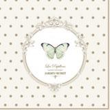 Servetele - Dots and Butterflies | Nuova R2S
