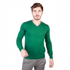 Pulover barbati U.S. Polo Assn. model 49811_50357, culoare Verde, marime S EU