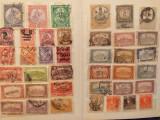 Lot timbre vechi Ungaria, supratipare