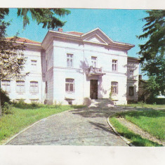 bnk cp Ramnicu Valcea - Muzeul de istorie - uzata
