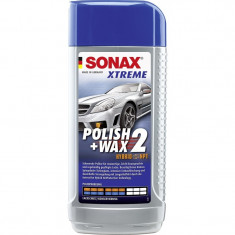 Sonax Pasta Polish+Wax 2 Hybrid NPT Xtreme 207200 500ML