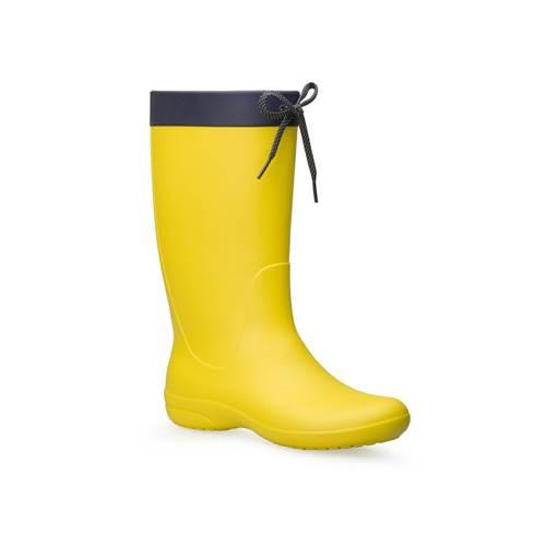 Cizme Femei Crocs Freesail Rain Boot 2035417C1