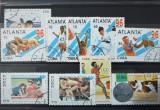 Lot timbre Cuba, Stampilat