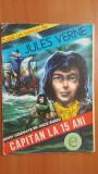 Capitan la 15 ani- Jules Verne BENZI DESENATE DE NICU RUSSU