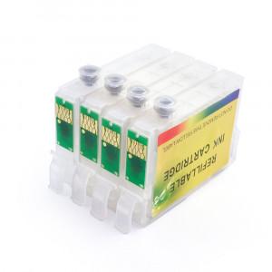Cartuse reincarcabile pentru Epson T1281 T1282 T1283 T1284