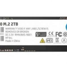 SSD HP EX950, 2TB, PCI Express 3.0 x4, M.2 2280
