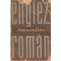 Dictionar De Buzunar Englez-Roman - Serban Andronescu