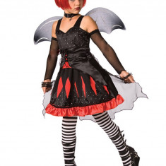 CLD111 Costum tematic pentru copii, model Printesa Liliac