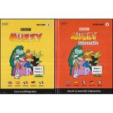 Muzzy - Curs multilingvistic - Jocuri si exercitii interactive vol. l - ll - lll - lV