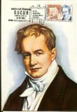 Ilustrata maxima , personalitati, cgeograf, naturalist, Alexander von Humboldt