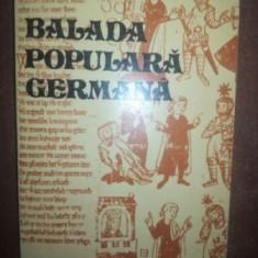 Balada populara germana