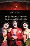 De ce râdem la teatru?