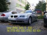 Vand BMW Seria 5 – 530, Motorina/Diesel