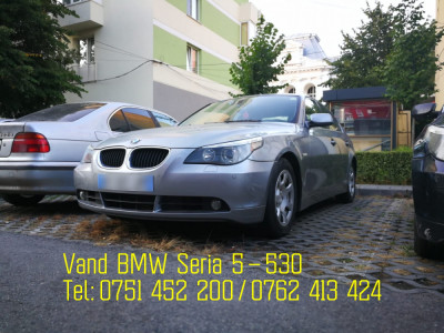 Vand BMW Seria 5 – 530 foto