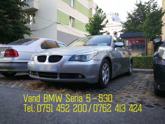 Vand BMW Seria 5 – 530