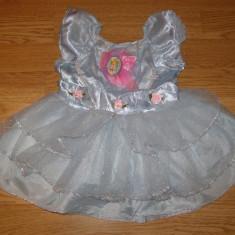 Costum carnaval serbare cenusareasa pentru copii de 1-2 ani, Din imagine