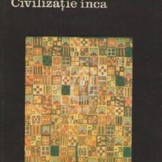 Civilizatie inca. Organizarea economica a statului incas