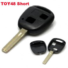 Carcasa Cheie Toyota Lexus 2 Butoane TOY48