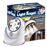 Cumpara ieftin Bec Light Angel fara fir ajustabil cu senzor de miscare