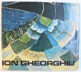 ION GHEORGHIU de DAN GRIGORESCU , 1979 , DEDICATIE*