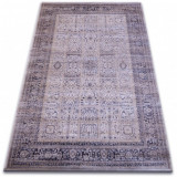 Covor heat-set Jasmin 8580 fildeş, 100x200 cm