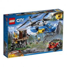 LEGO® City Police - Arest pe munte (60173)