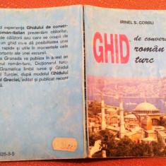 Ghid de conversatie roman-turc. Editura Granada, 1999 - Irinel S. Corbu