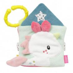 Carticica din plus pentru bebelusi - Aiko & Yuki PlayLearn Toys
