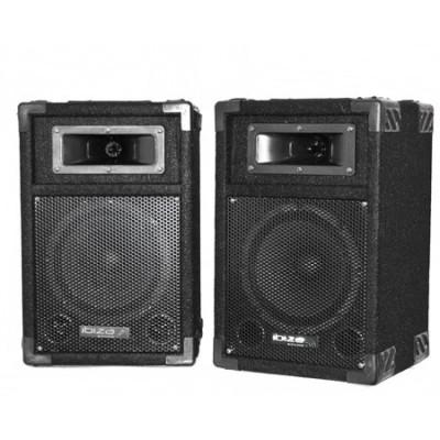 Set 2 boxe, 2 cai bass reflex, 8 inch, RMS 90 W foto