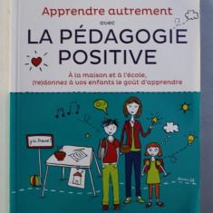 LA PEDAGOGIE POSITIVE - A LA MAISON ET A L' ECOLE , (RE) DONNEZ A VOS ENFANTS LE GOUT D' APPRENDRE par AUDREY AKOUN , ISABELLE PAILLEAU , 2013