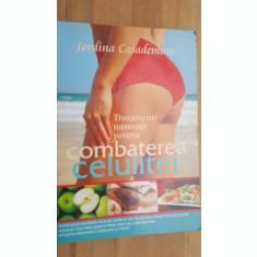 Tratamente naturale pentru combaterea celulitei- Jordina Casademunt