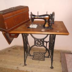 Masina de cusut NAUMANN clasica