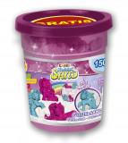 Cumpara ieftin Rezerva pentru set de joaca cu nisip kinetic - model Unicorn
