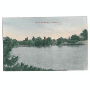 4559 - CRAIOVA, Bibescu Park, Romania - old postcard - unused