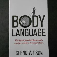 GLENN WILSON - BODY LANGUAGE