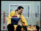 B1706 - Romania 2001 - Sport bloc neuzat,perfecta stare, Nestampilat