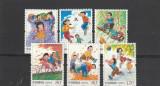 Jocuri si desene de copii,serie din 2018 ,China.