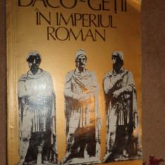 Daco-getii in imperiul roman an 1980/harta /115pagini- Ion Russu
